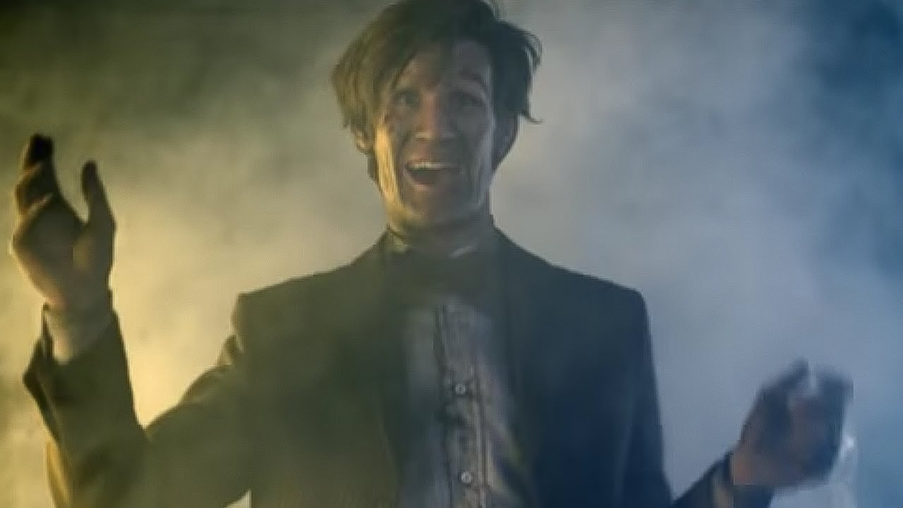 Dr Who A Christmas Carol.The Doctor Falls Down The Chimney A Christmas Carol Doctor Who