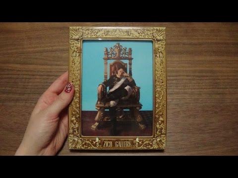 Unboxing Zico 지코 1st Solo Mini Album Gallery