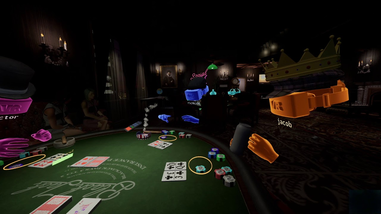 Vr Casino Games For Oculus