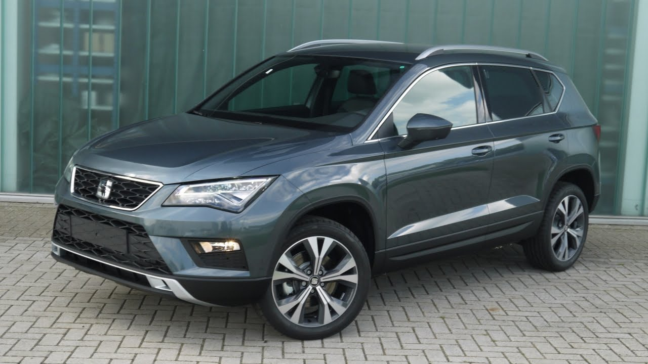 seat ateca 1 4 ecotsi xcellence uit voorraad youtube. Black Bedroom Furniture Sets. Home Design Ideas
