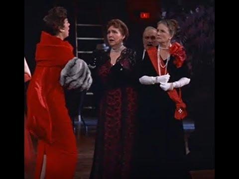 Margaret Dumont's Cameo in Auntie Mame 1958