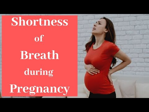 Difficulty breathing and Rib Discomfort during pregnancy