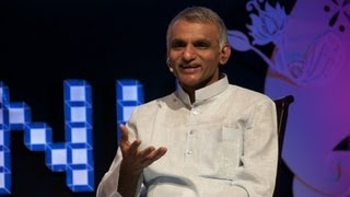 Prakash Amte: What it takes to dine with a lion