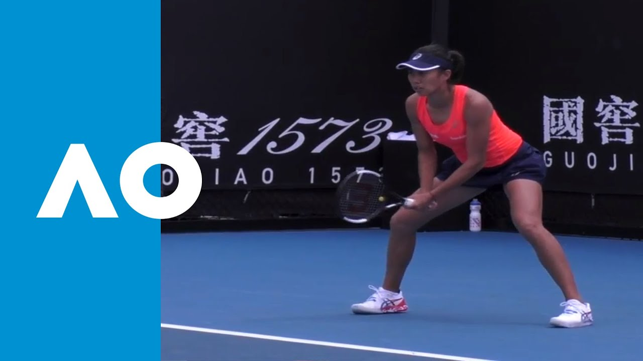Shuai Zhang vs. Catherine McNally - Match Highlights (R2) | Australian Open 2020