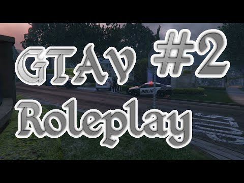GTA V Roleplays Done Right #2 - The Arms Race