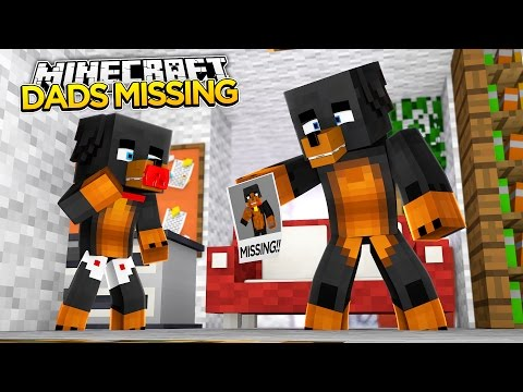 Minecraft - DONUTS DAD IS GONE MISSING - Donut the Dog