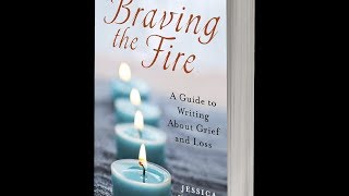 Braving the Fire Book trailer!