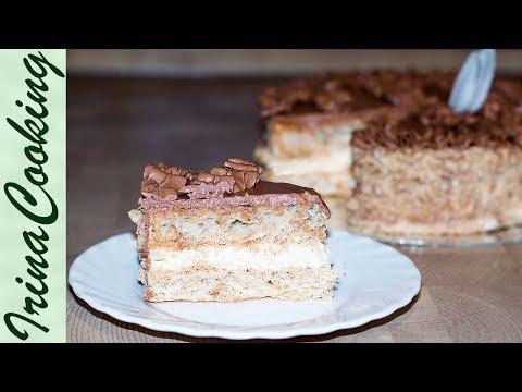 Торт киевский домашний рецепт