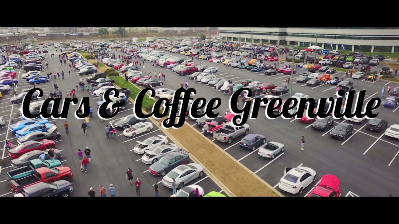 Cars and coffee greenville