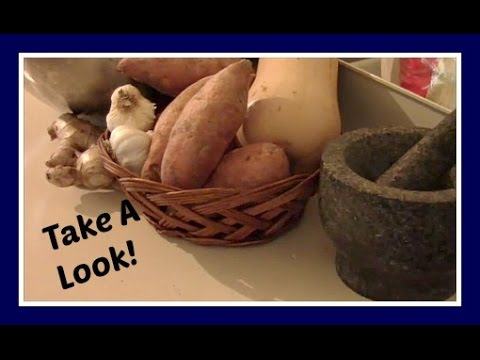 What's In A Homesteader's Pantry?