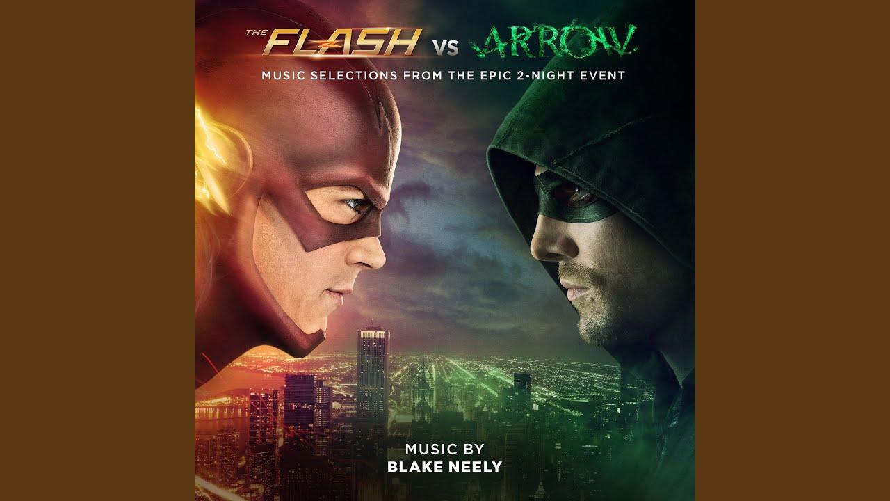 Download The Flash vs. Arrow