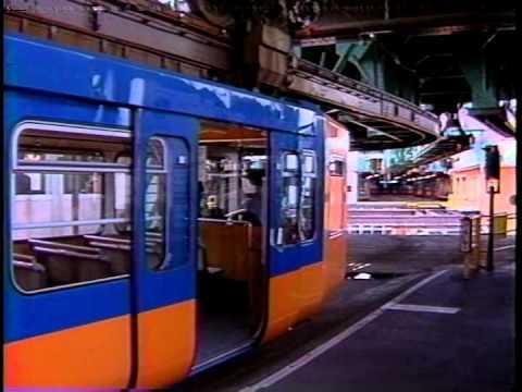El Tren Elevado en Alemania