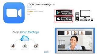 كيف استخدم برنامج zoom cloud meetings screenshot 4
