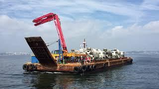 2016 (포항 앞 바다) 이산화탄소 매립 자켓건설 (…