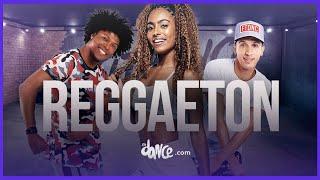 Reggaeton - J Balvin | FitDance Life (Coreografía) Dance Video