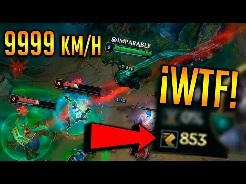 WARWICK A 9999 km/h (onda vital a todo gas)