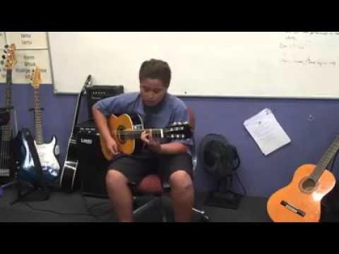 St Pauls College Yr 9 Singer