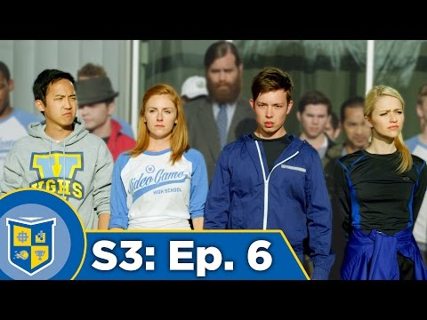 Video Game High School VGHS  S3: Ep. 6  SERIES FINALE