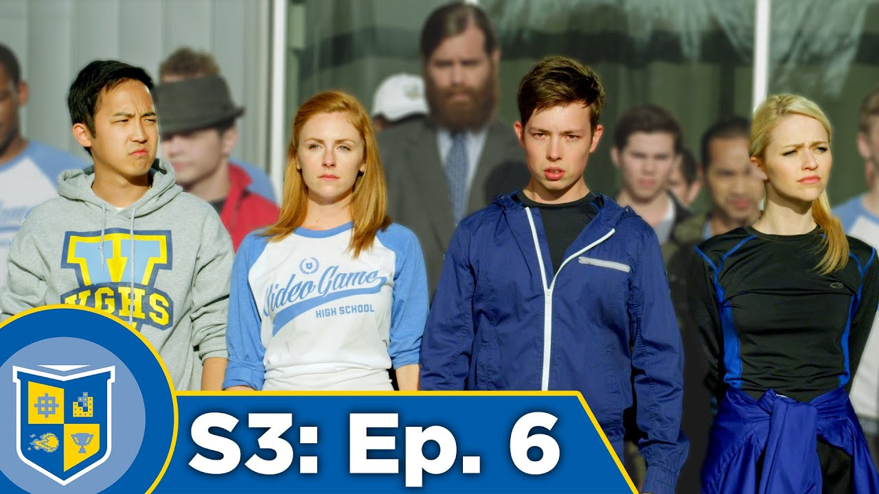 Video Game High School Vghs S3 Ep 6 Series Finale