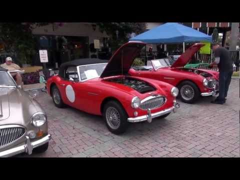 The 20th Annual British Classic Car Show, February 10, 2013