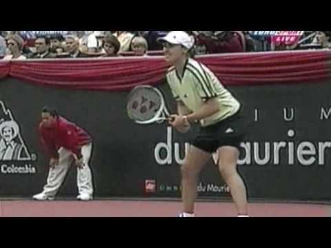 Highlights Martina Hingis vs Serena Williams Final Canadian Open (Montreal) 2000