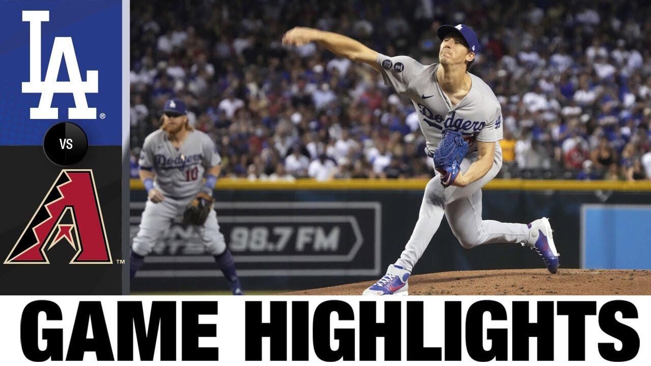 Download Dodgers vs. D-backs Game Highlights (6/19/21) | MLB Highlights