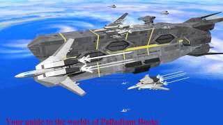 Gateway to the Megaverse Chrome - Episode 5 - Robotech the Shadow Chronicles RPG, Background