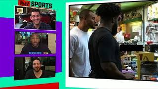 Ezekiel Elliott and Dak Prescott Flash Penis Guns at Nightclub | TMZ Sports