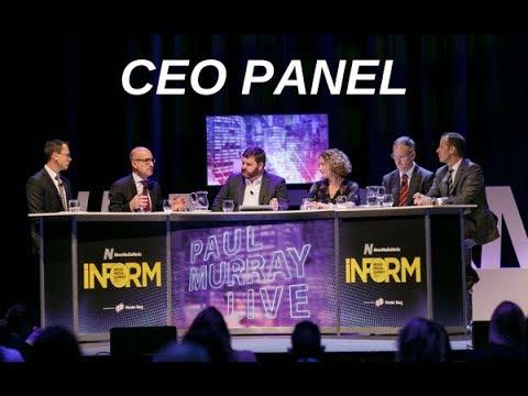 CEO Panel   INFORM News Media Summit 2017