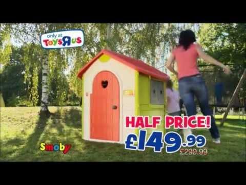 Toys R Us Spring/Summer Outdoor TV Advert 2014