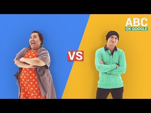 #SelaluTauMusik: Gita Bhebhita vs Anji main ABC OK Google
