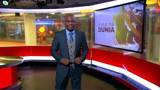 BBC DIRA YA DUNIA JUMATATU 19.02.2018