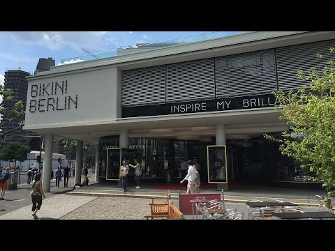 Bikini Berlin - Concept Mall  mit 25hours Hotel Bikini Berlin