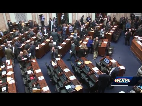NewsRadio 840 WHAS Local News - If Gov. Bevin Calls Special Session, Pension Bill Is Ready