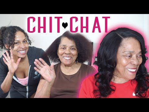 Grandma gets a Closure for the First Time! Chit Chat