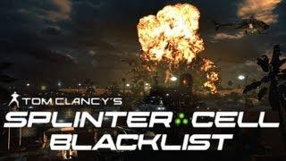 SPLINTER CELL BLACKLIST #1 - Os Ataques: A Blacklist (Português PT-BR)