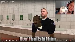 OH BABY!! Reacting to GTA SA VOL 4 [YTP]
