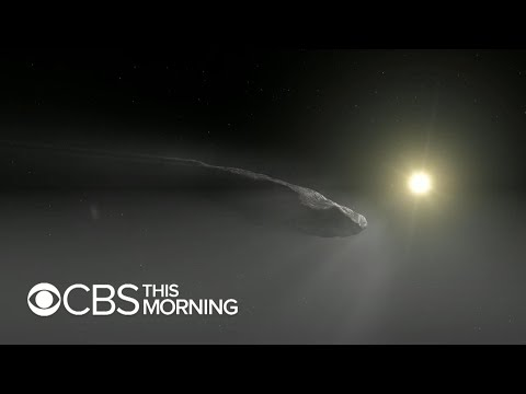 "Harvard scientists say Oumuamua may be probe sent by ""alien civilization"""
