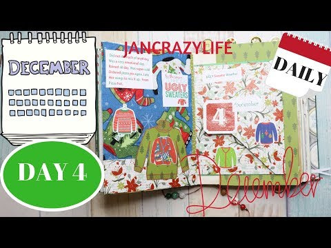 Day 4 December Daily 2017 JANSCRAZYLIFE