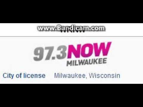 "REDIO 2015 EXTRA: WRNW: ""97.3 NOW"" Milwaukee, WI 11pm TOTH ID--10/13/15"