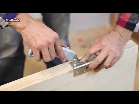 Part 4: How To Hinge And Hang A Door