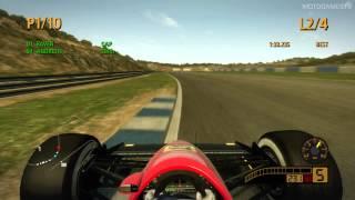 F1 2013 Xbox 360 - F1 Classics Jerez Scenario #2