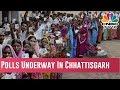 Election Exchange: Polls Underway In Chhattisgarh Under Tight Security | Business Lunch