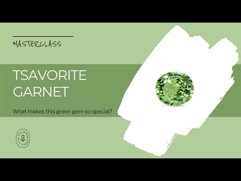 What Makes a Tsavorite Garnet Gemstone So Special?
