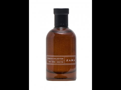 #1 Zara Tobacco Collection: Rich Warm Addictive Reyler