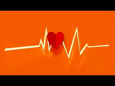Mother's Heartbeat (60 bpm) Baby Background Sound (BLACK SCREEN)- 10 hours