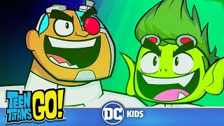 Teen Titans Go! | Science Can Do Anything | DC Kids