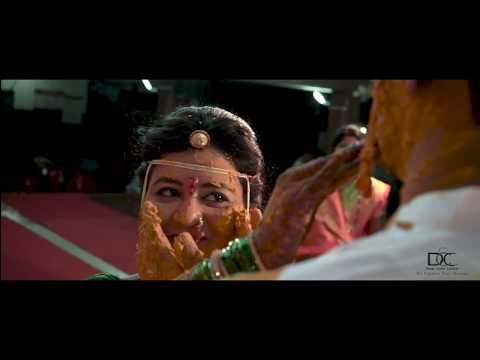 जगण्याला पंख फुटले  | Jaganyala Pankha Futale | Kishor & Shilpa | Marathi Cinematic Haldi 2018