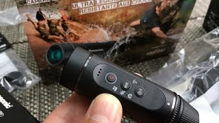 panasonic hx a1 action cam test