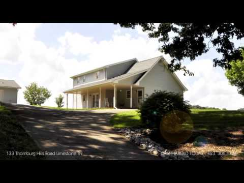 Home For Sale : 133 Thornburg Road Limestone TN